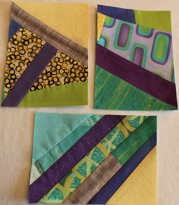 paper-pieced blocks