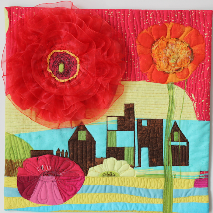 Spring in the City Quilt