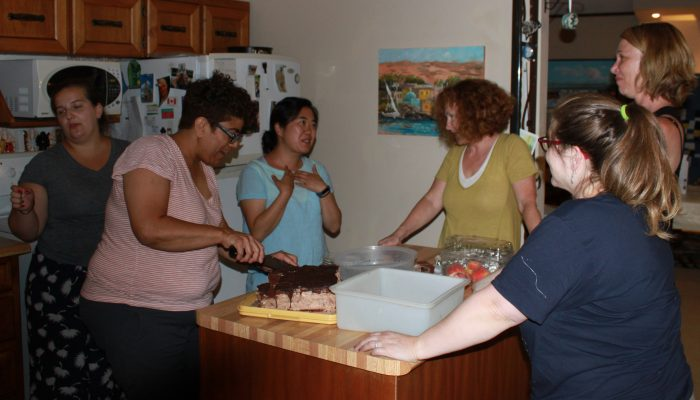 TMQG2016summer retreat_cake