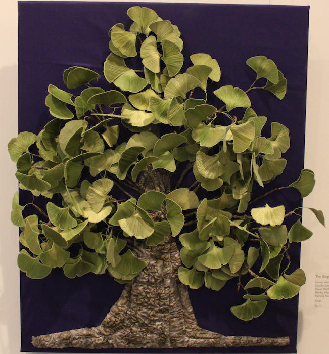 The Gingko Tree by Cecelia Cameron, Susan Durham, Shirley Kilpatrick and Patricia Menon, Fonthill, ON